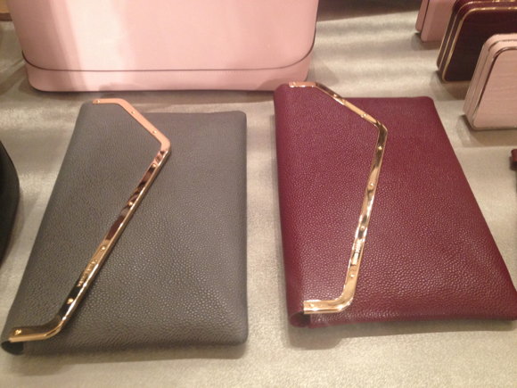 henri bendel fall 2014 clutch
