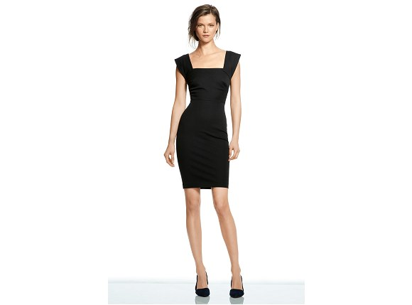 roland mouret for banana republic looks