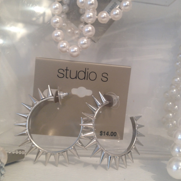 sears studio S earrings