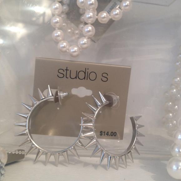 sears studio S earrings