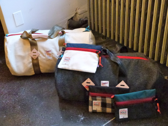 woolrich duffle bags