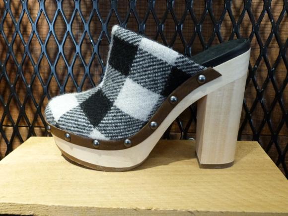 woolrich footwear clogs fall 2014