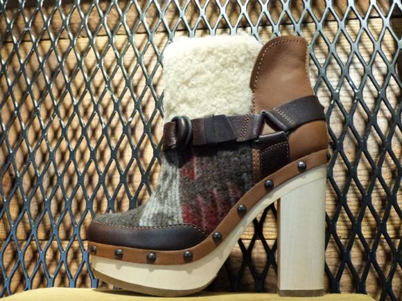 woolrich footwear fall 2014