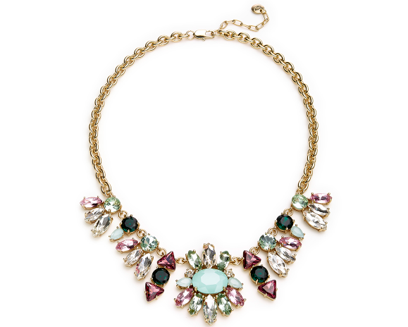 Pastel Statement Necklace TJ