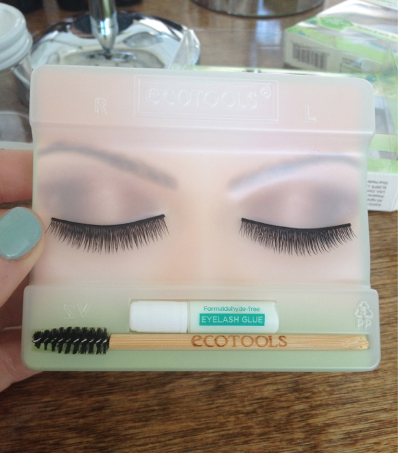 ecotools faux lashes