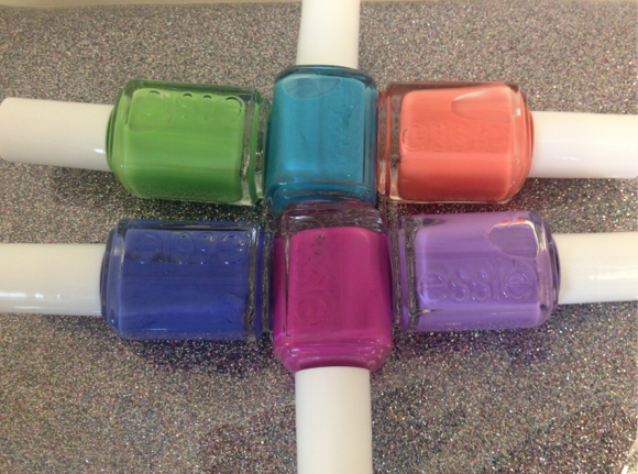 essie too tabooo neon collection