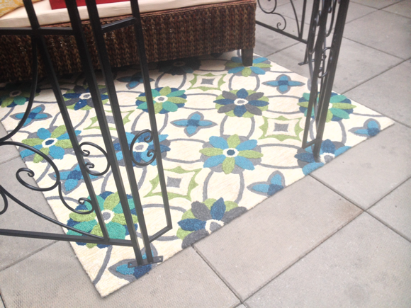 outdoor indoor rug