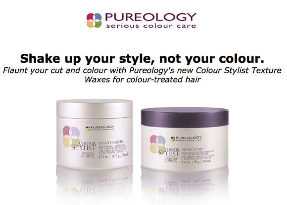 pureology colour stylist texture