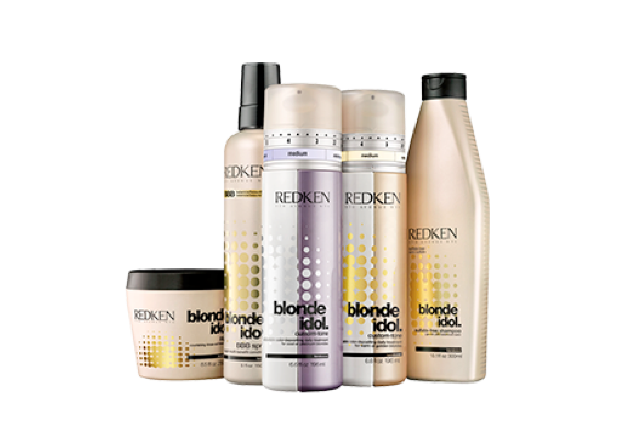 redken blonde idol colleciton