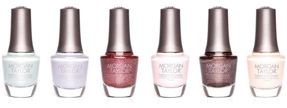 Morgan Taylor fall 2014 collection