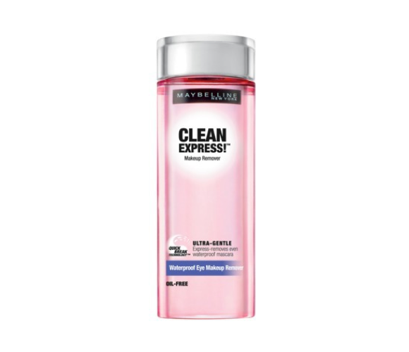 Sale price $4.09	 Online Price Maybelline® Clean Express!™ Waterproof Eye Makeup Remover