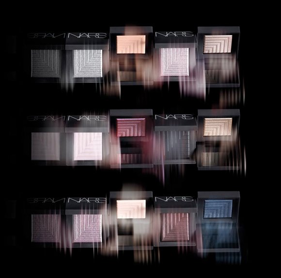 narscosmetics.com dual intensity eyeshadow collection