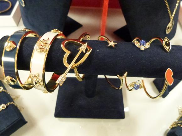 C. Wonder bracelets holiday 2014