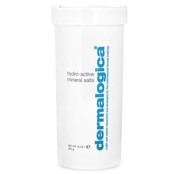dermalogica hdyro-active mineral salts
