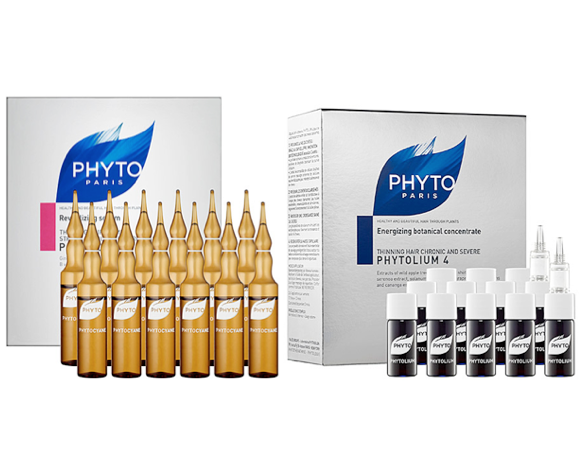 phyto hair serum