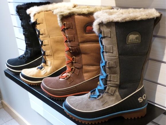 Sorel footwear fall_winter 2014