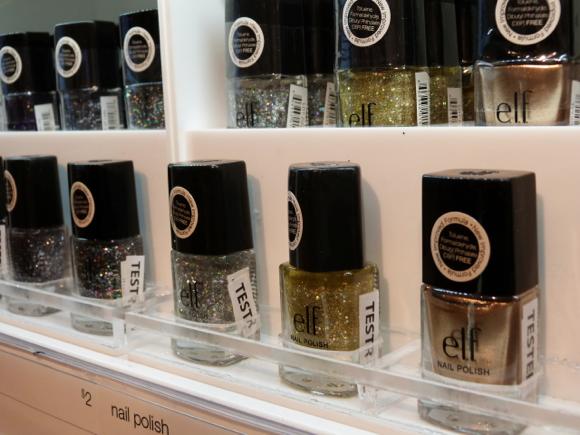 e.l.f. nail polish