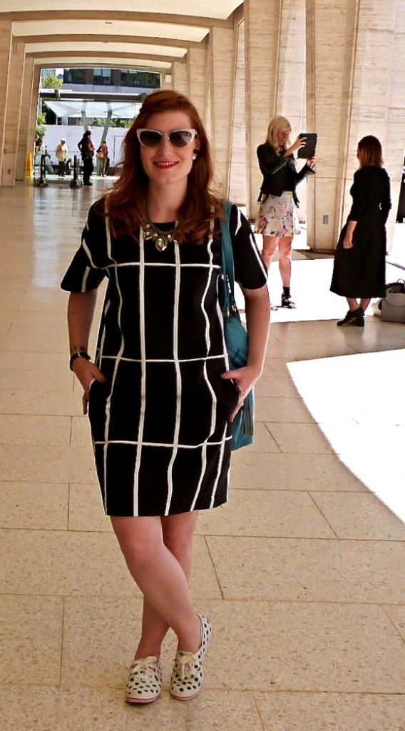 julia fashion week  Day 7