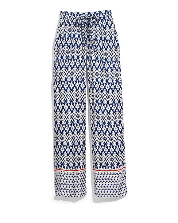 Blue Soft Pants MA