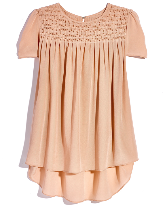 Blush Blouse TJ
