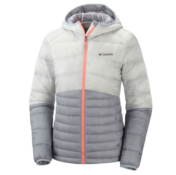 [Columbia  Diamond 890 Turbodown™ Hooded Down Jacket, $325]