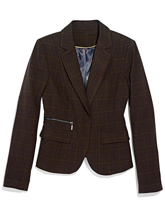 Menswear Inspired Blazer TJ