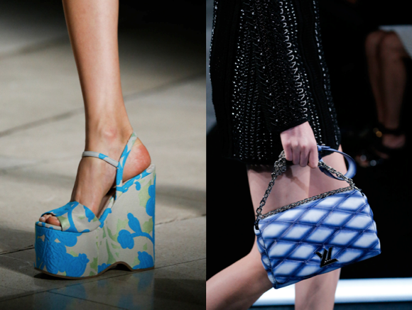 Miu Miu, Louis Vuitton Spring 2015 collections