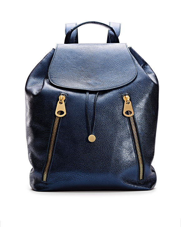 Navy Backpack MA