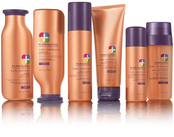 pureology curl complete system