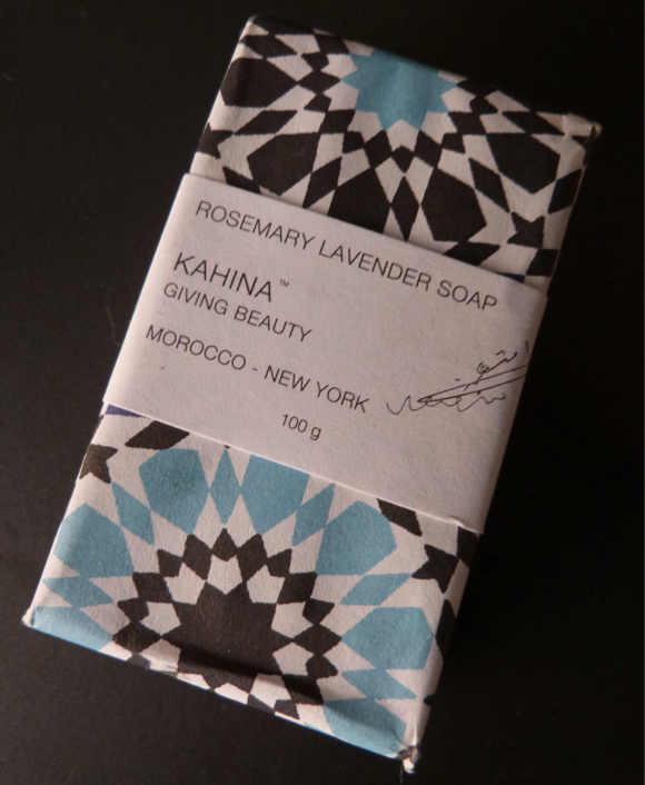 rosemary lavender soap kahina giving beauty