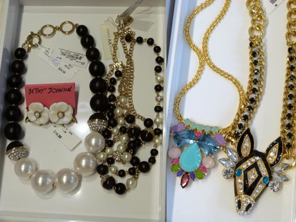 tjmaxx jewelry spring 2015