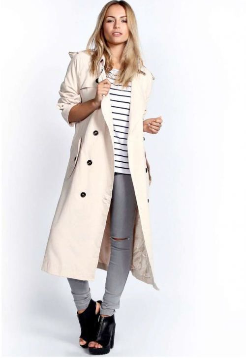 trench coats - boohoo.com