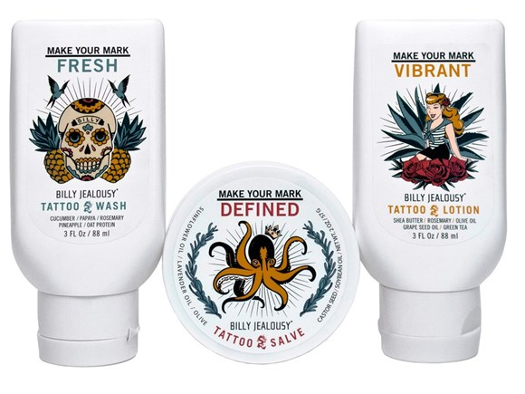 billy jealousy tattoo salve kit