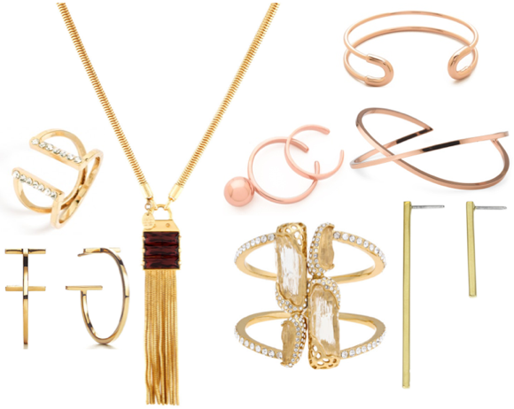 gold jewelry trend
