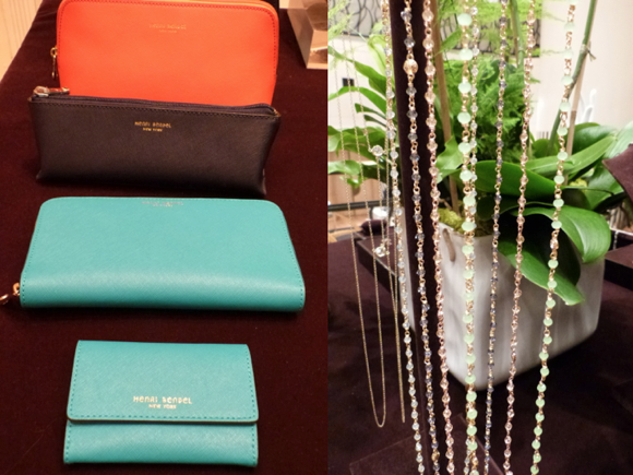 henri bendel spring collection