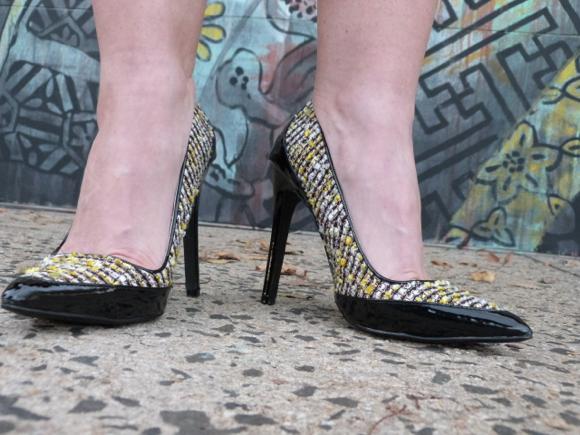 shoedazzle COBI heels