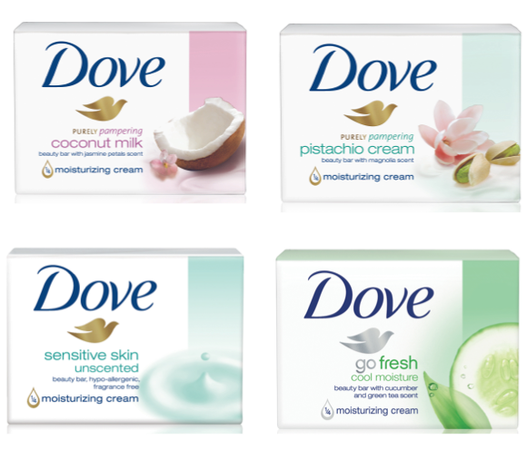dove beauty bars giveaway