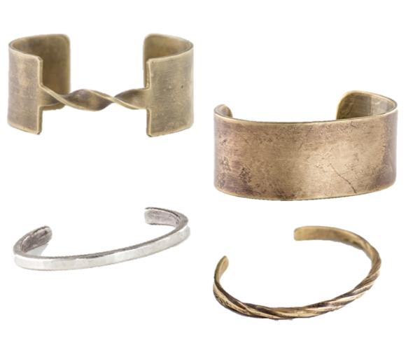 studebaker metals cuffs