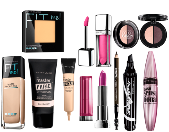 Maybelline new collection 2015