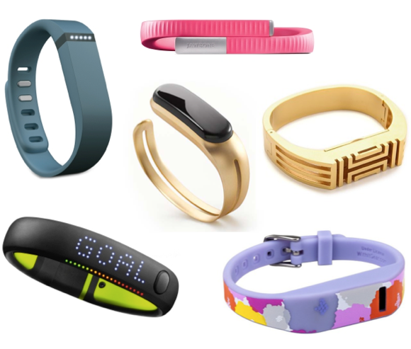 fitness tracker stylish band trends