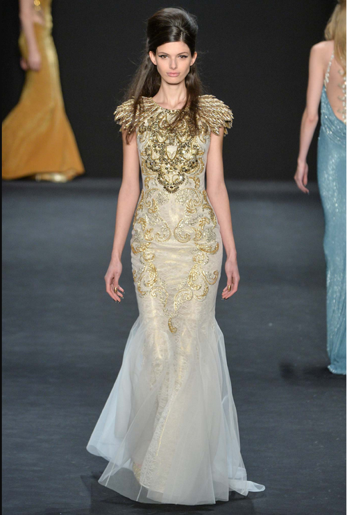 [Badgley Mischka Fall 2015 Collection]