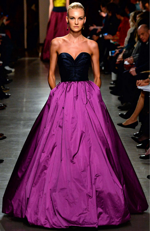 [Oscar de la Renta Fall 2015 Collection]