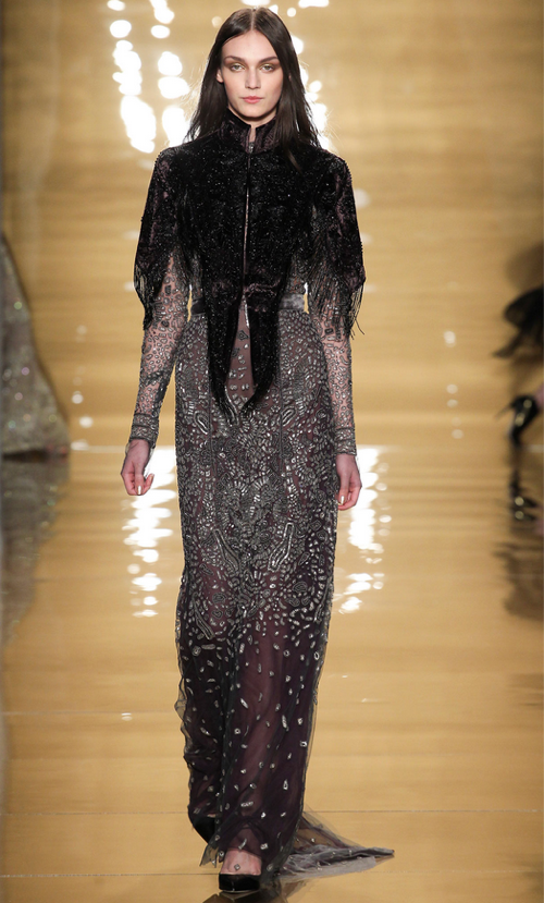 [Reem Acra fall 2015 Collection]