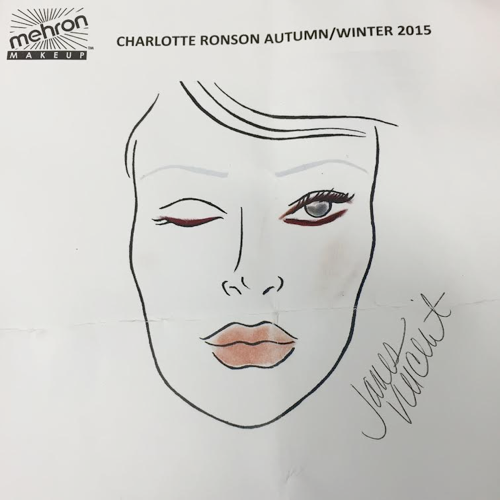 mehron makeup charlotte ronson 2015
