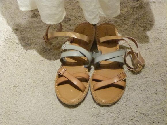 AEO summer 2015 sandals