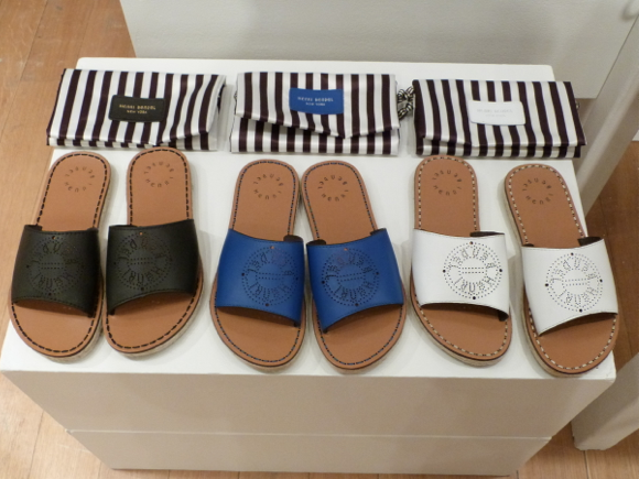 Henri Bendel for Spring 2015 shoes