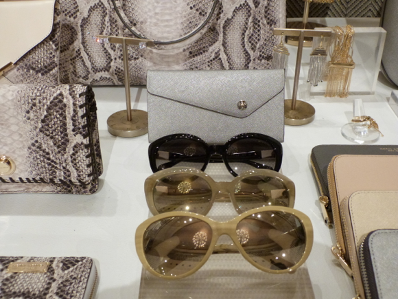 Henri Bendel for Spring 2015 sunglasses