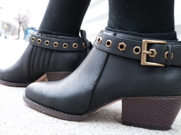 julia dinardo shoedazzle booties