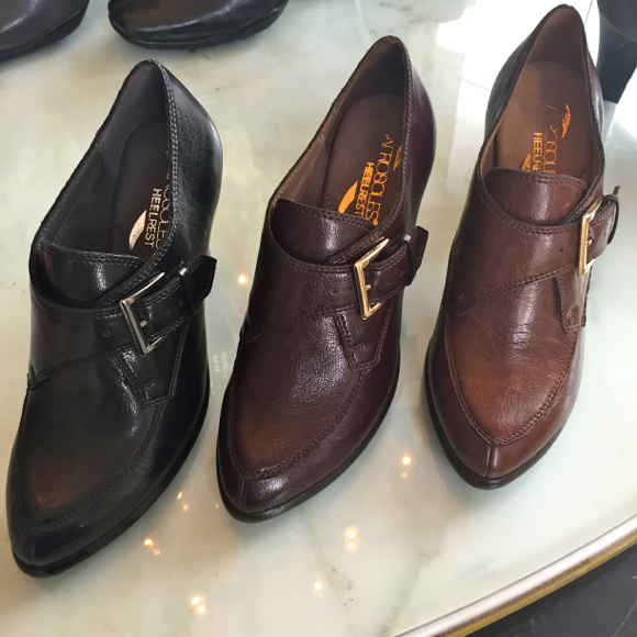 Aerosoles fall 2015 Nostalgic with Heel Rest Technology