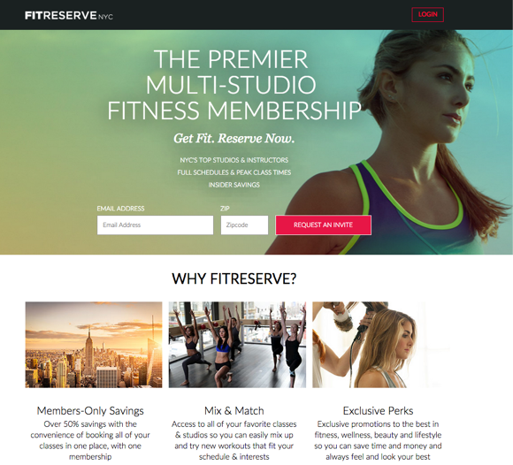 FitReserve NYC